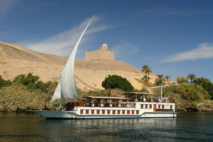 Egypt-Luxury Dahabiya