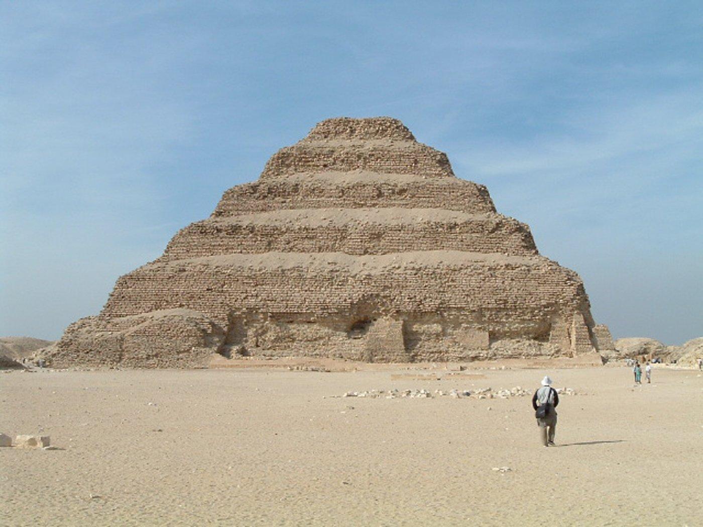 Step Pyramid Egypt