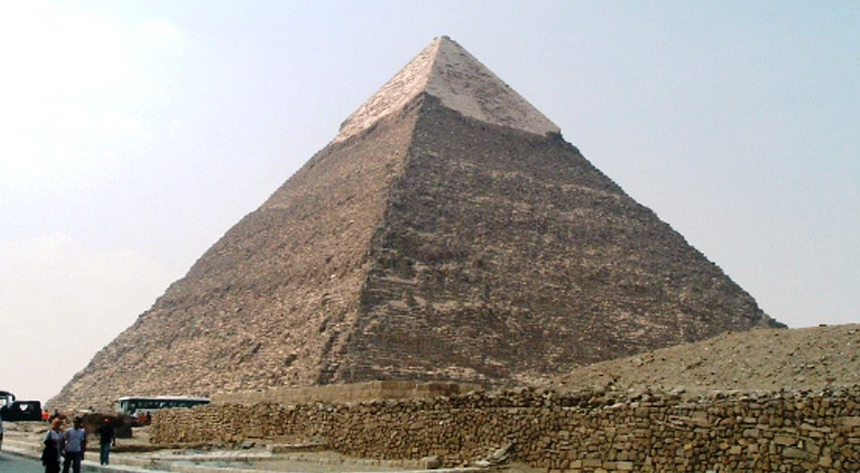 7 Things You Didn't Know About the Pyramids of Egypt
