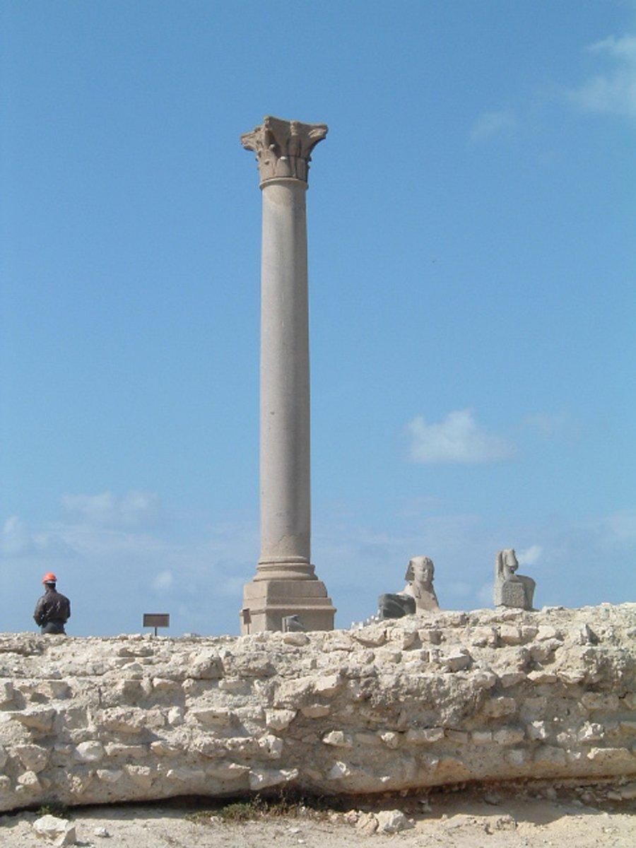 Pompeis Pillar