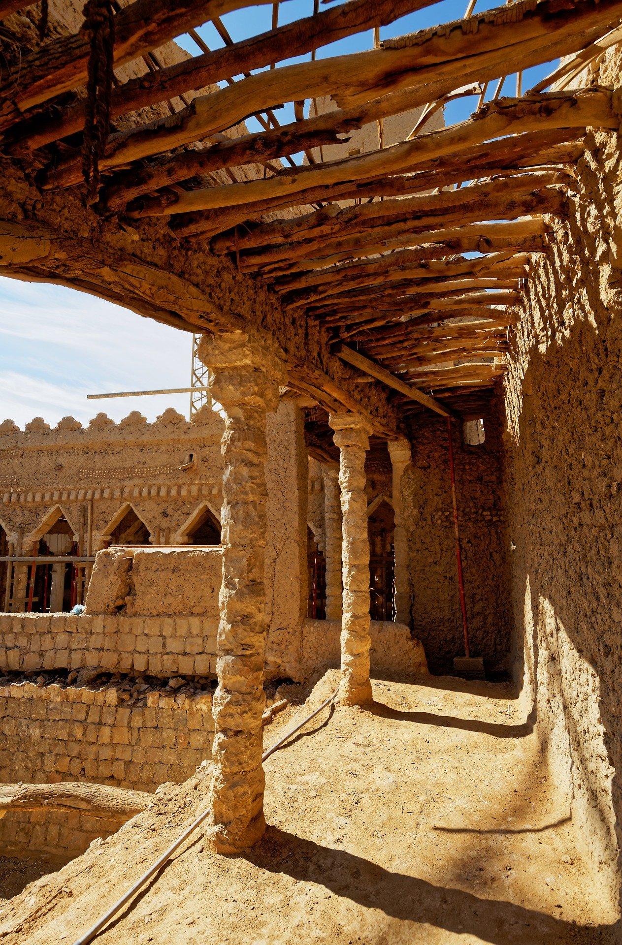 Old Riyadh Diriyah Saudi Arabia