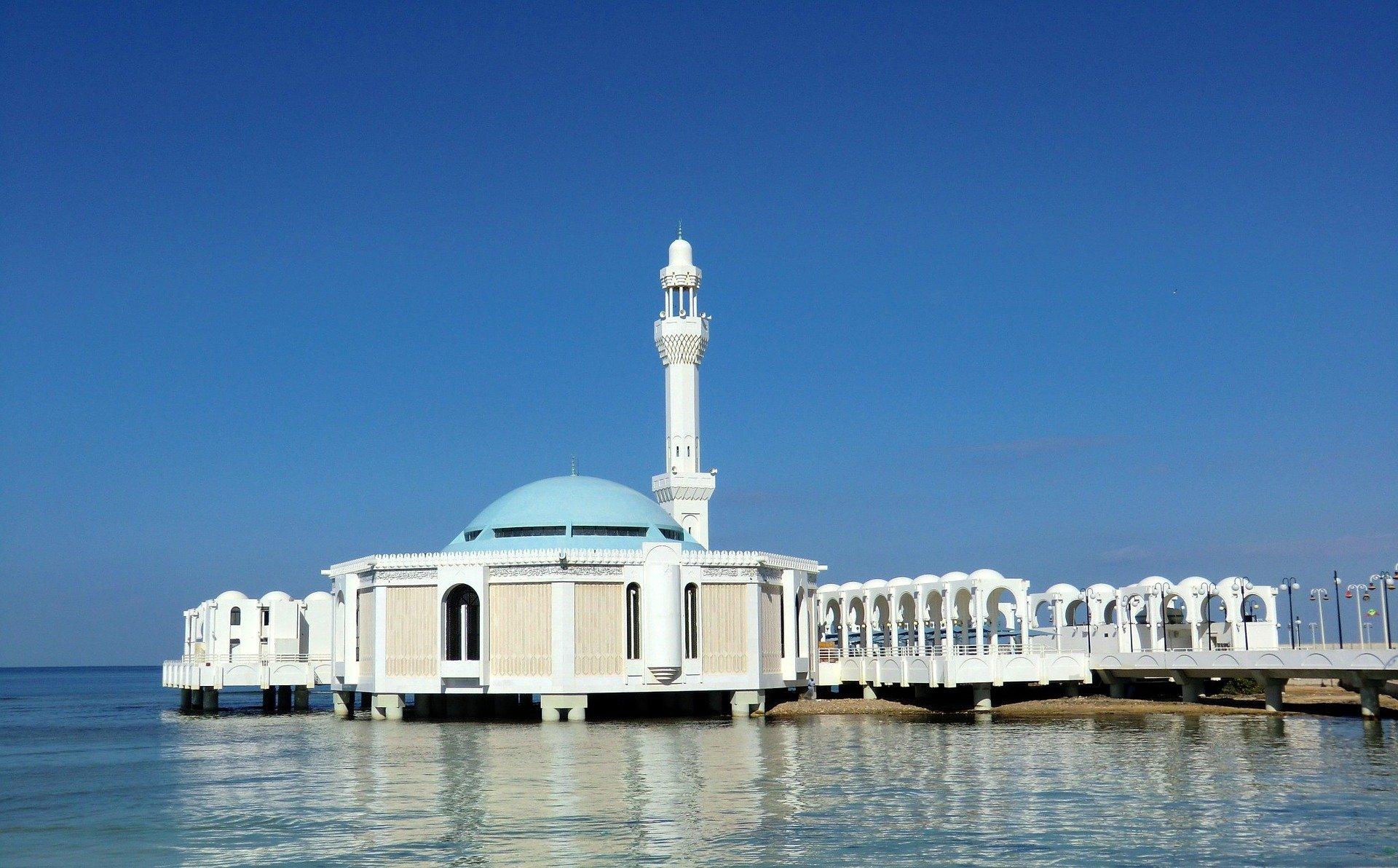 Jeddah Mosque Saudi Arabia