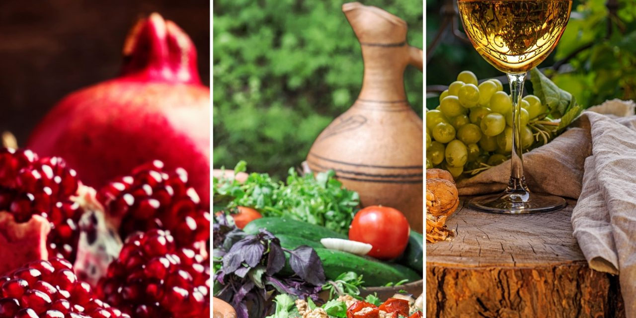 Caucasus Food and Wine Tour