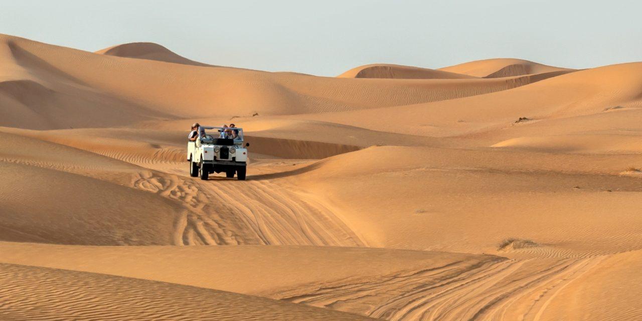 Emirates Desert Adventure
