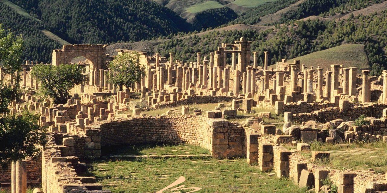 Algeria's Roman Routes